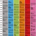 CDJことカウントダウンジャパン2016-2017出演者予想!BUMP、ワンオク、イエモン、サカナクション、RAD他!
